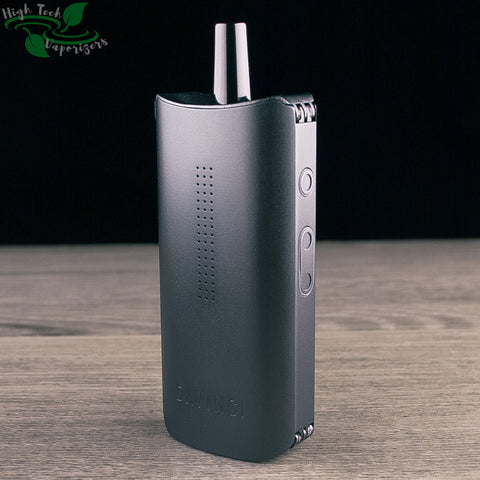 davinci IQ vaporizer with water adapter mouthpiece