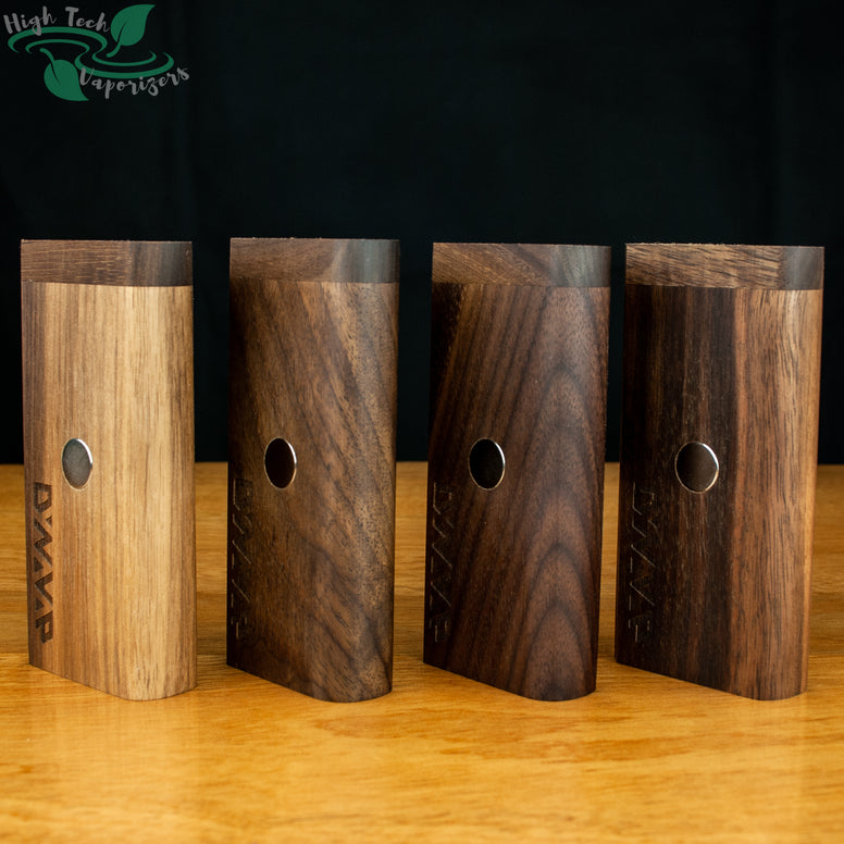 dynastash walnut comparison by dynavap