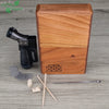 cherry sticky brick junior and accessory kit. jet lighter wooden picks, carb cork and screens