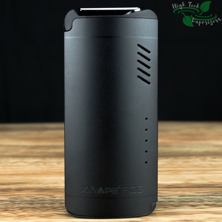 XVAPE FOG portable black convection vaporizer