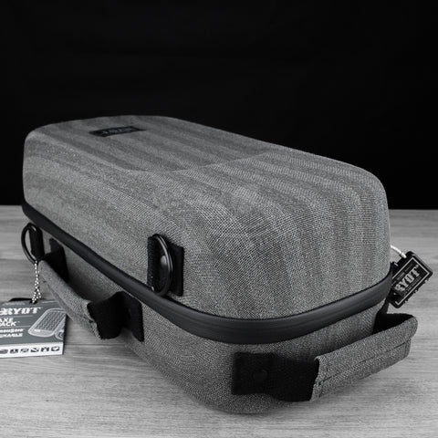 ryot axe pack with smell safe technology