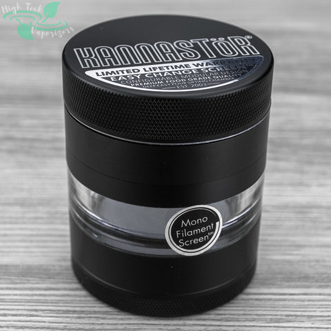 54mm kannastor 4 piece jar grinder