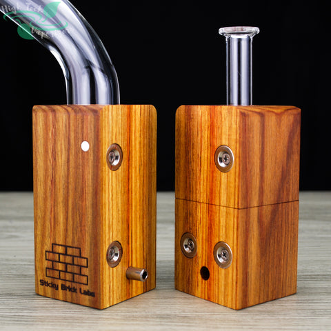 OG Brick canary sticky brick vaporizer