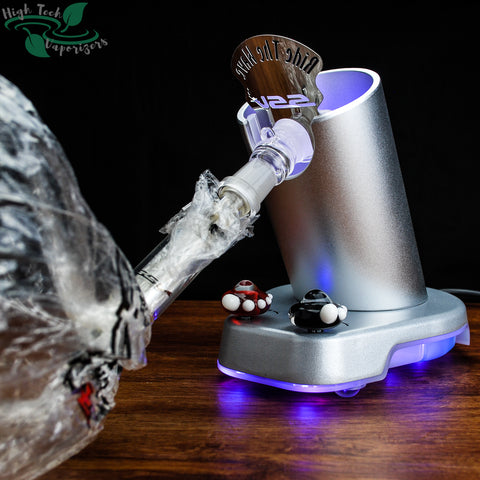 super surfer vaporizer with bag attachment