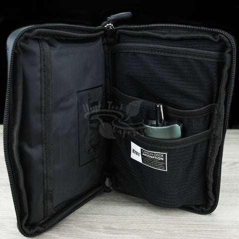 medium packratz carbon series vape case