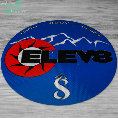 silicone dab mat by elev8 glass