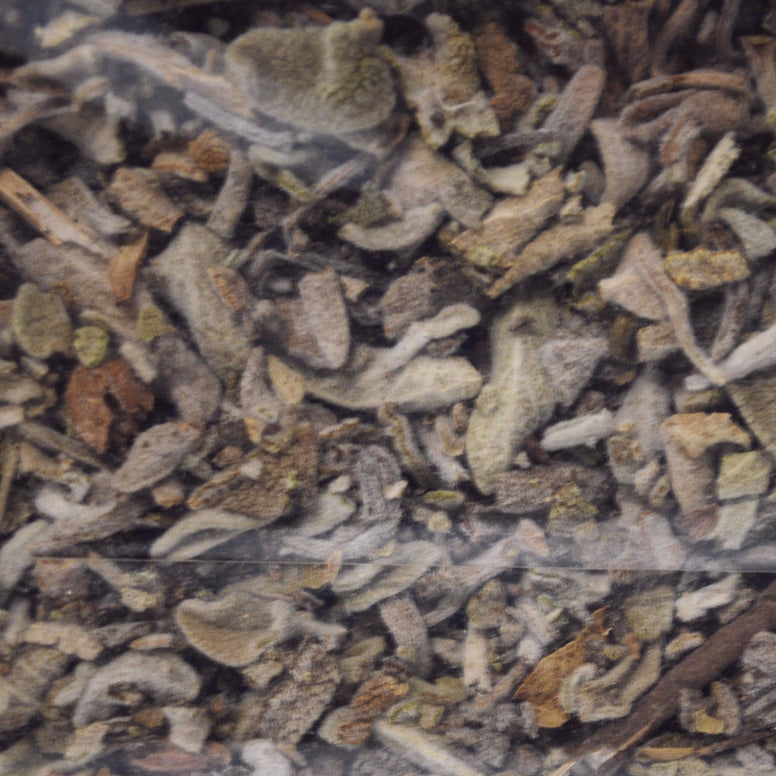 sage dried herb