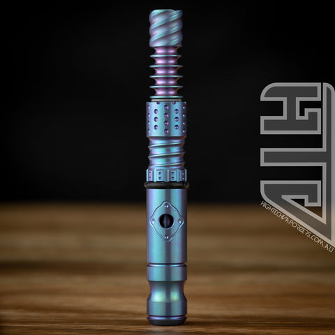 anodised assassin vapcap