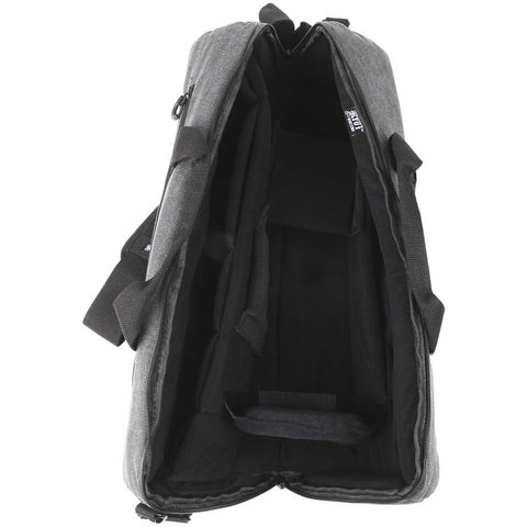 Padded interior of RYOT 406MM Pro-Duffle