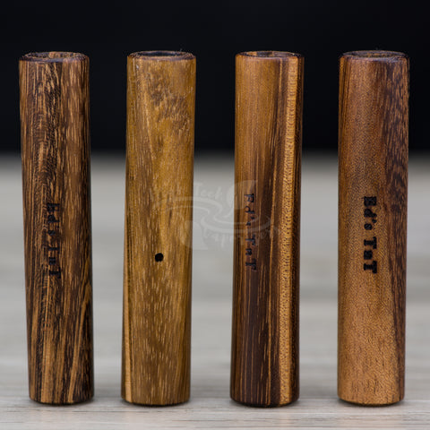 Ed's TnT 62mm Tigerwood Stem for Dynavap/Vapcaps