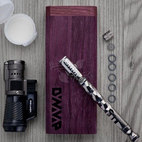 dynavap deluxe starter pack which includes xl omnivap and vertigo lighter