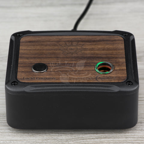 lucid customs apollo 2 induction heater wall version