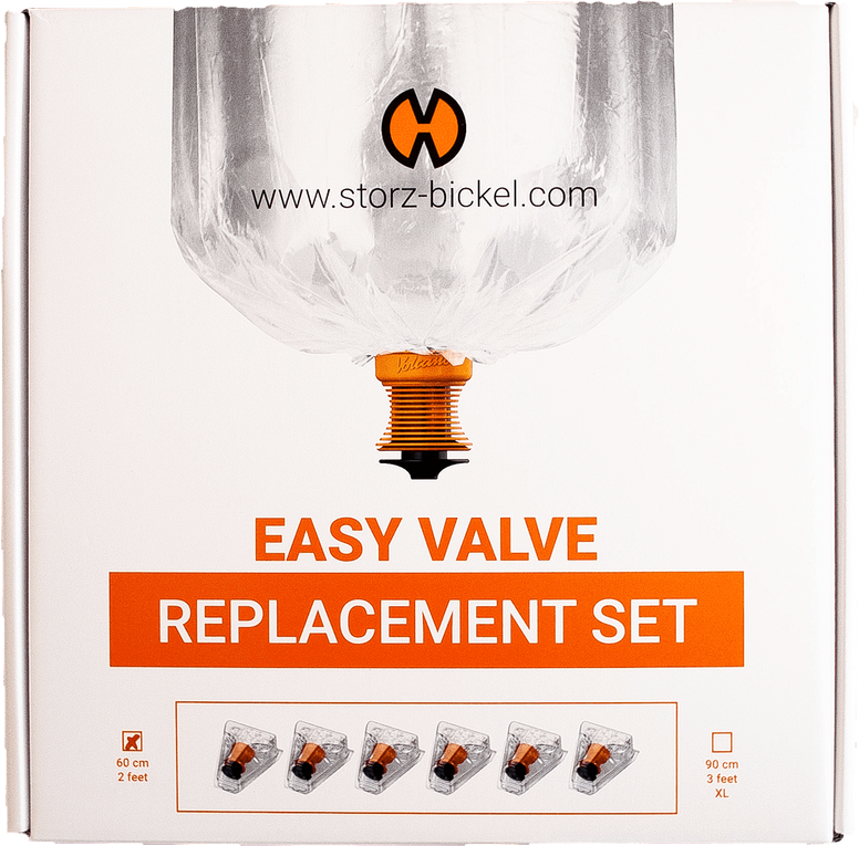 Volcano Easy Valve Replacement Bag Set