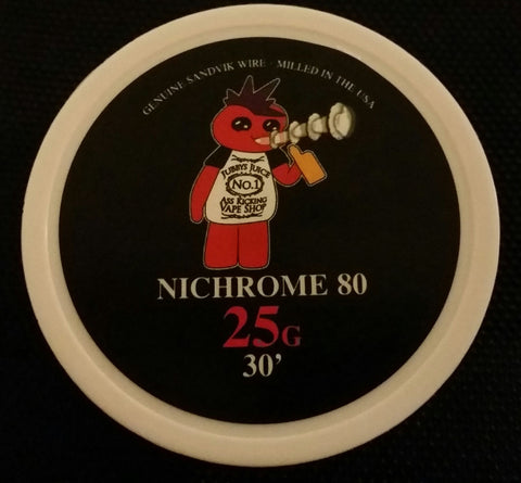 Nichrome 80 30ft Spool