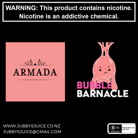Armada Vapour - Bubble Barnacle 100ml