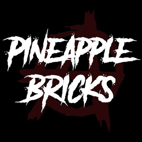Pineapple Bricks 30ml