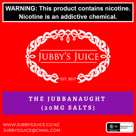 The Jubbanaught Salts 30ml 20mg