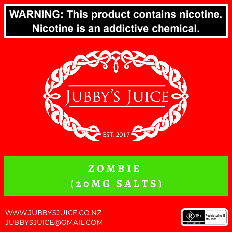 Zombie Salts 30ml 20mg