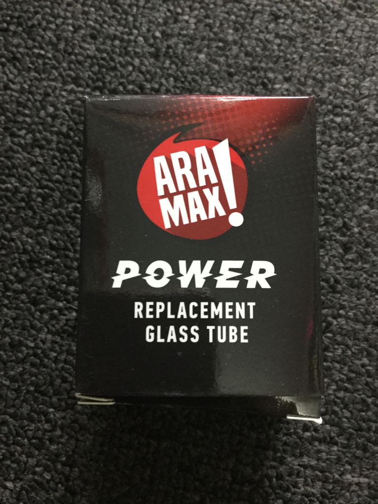 Aramax Replacement Glass