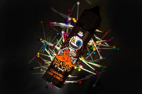 Cursed - Cinnamon Sugar Cookie 60ml