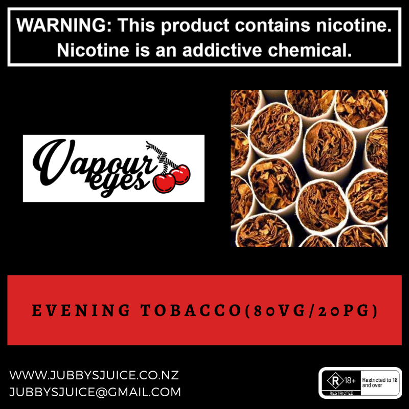 Evening Tobacco 60ml