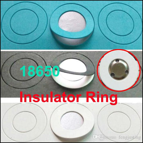 Positive Insulator Rings (12 Pack)