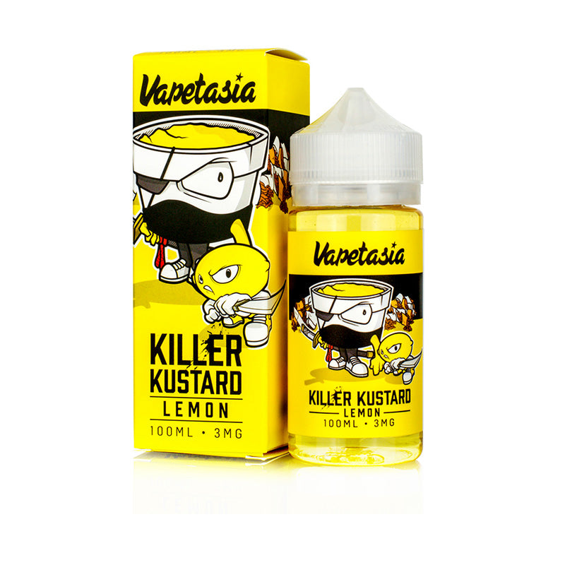 Vapetasia - Killer Kustard Lemon 60ml