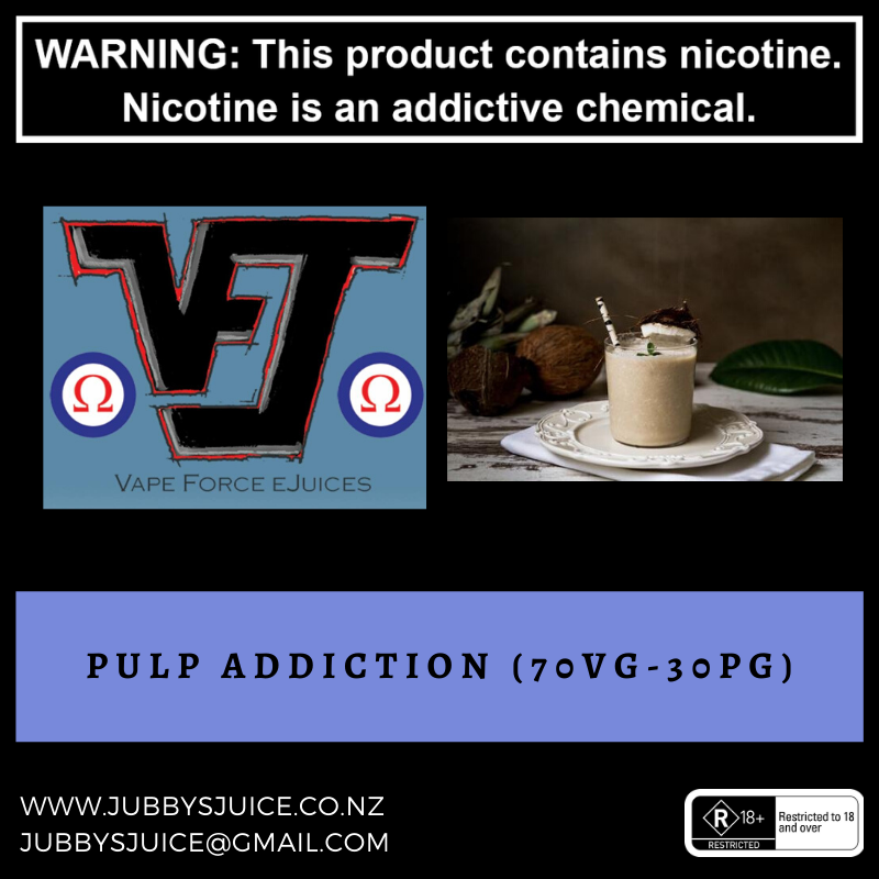 Pulp Addiction - 60ml