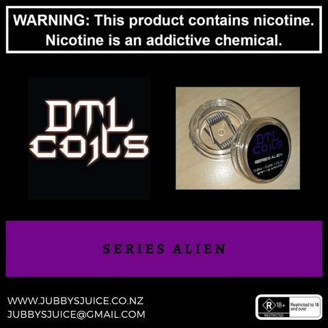 DTL Coils - Series Alien