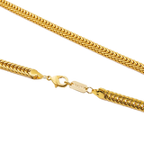 18K Gold Lion Chain