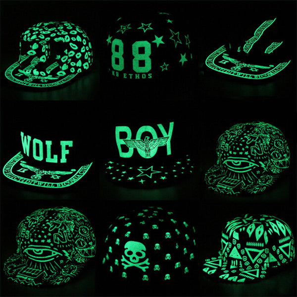 Glow in the Dark Snapbacks