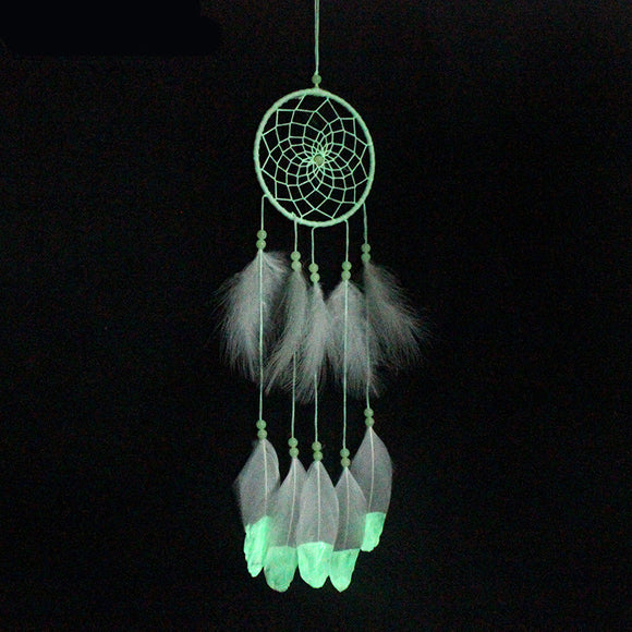 Glowing Dreamcatcher - HighAndFaded