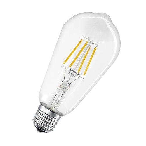 LEDVANCE Bluetooth SMART+ Filament Edison Dimmable 60 6 W/2700K E27-LEDVANCE-LEDVANCE Shop