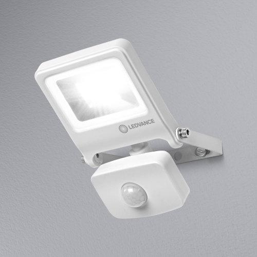 LEDVANCE ENDURA® FLOOD Sensor Warm White 10 W 3000 K WT-LEDVANCE-LEDVANCE Shop