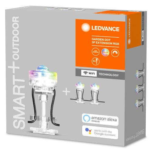 LEDVANCE Wifi SMART+ GARDEN DOT MULTICOLOR 3 Dot extension-LEDVANCE-LEDVANCE Shop