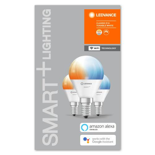 LEDVANCE Wifi SMART+ Mini Bulb Tunable White 40 5 W/2700…6500K E14-LEDVANCE-LEDVANCE Shop