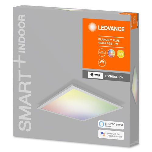 LEDVANCE Wifi SMART+ PLANON PLUS MULTICOLOR 600X300-LEDVANCE-LEDVANCE Shop