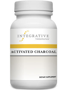 Activated Charcoal 560 mg 100 Capsules