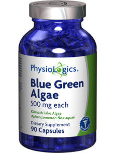 Blue Green Algae 500mg 90 Capsules