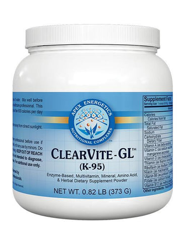 Clearvite GL 0.82lbs Natural Vanilla Flavor
