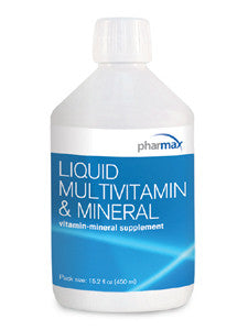 Liquid Multivitamin & Mineral 450 ml