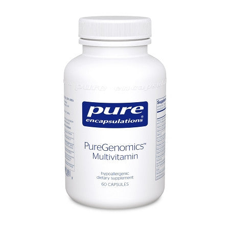 Pure Genomics Multivitamins 60 caps