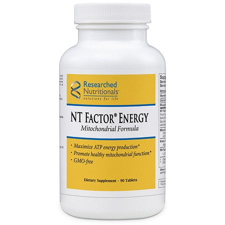 NT Factor Energy (Mitochondrial Support) 90 caps