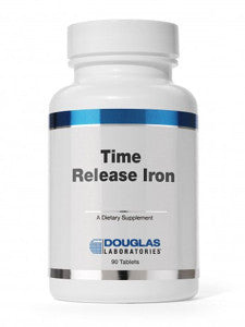 Time Released Iron 90 Tablets