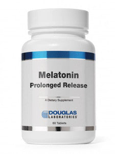 Melatonin Prolonged Release 3 mg (60 caps) Douglas Labs