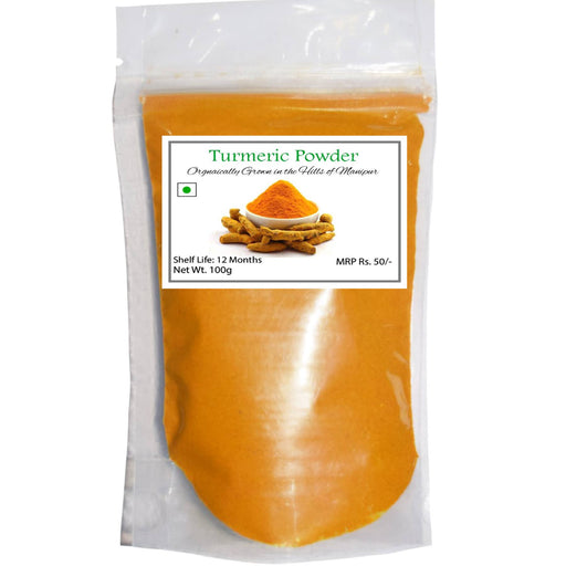 Organic Turmeric Powder - Cold Barn