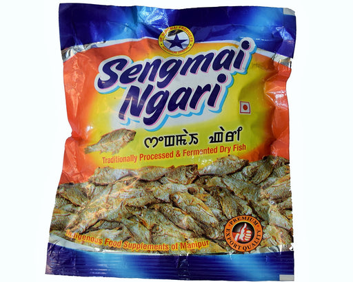 Fermented Fish (Ngari)