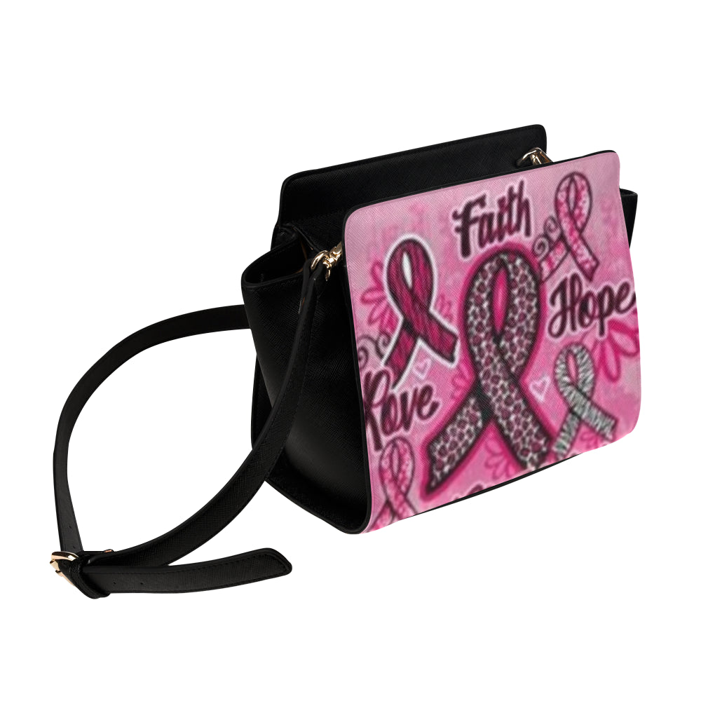 CANCER CURE HANDBAG