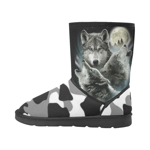 Image of WOMEN'S SNOW BOOTS WOLF