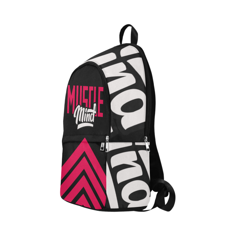 Mind-muscle Unisex Casual Workout Backpack